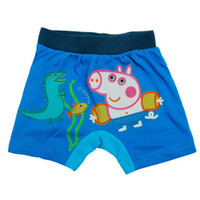 Boy Summer Shorts D4172# Kids wear clothing 2013 fashion hot cotton shorts with printing pepe pig boys briefs