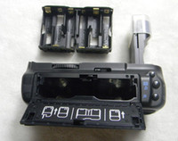 7d battery grip - Free Shopping Black New Camera Hand Battery Grip For Canon EOS D BG E7 BGE7L
