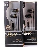 altec earphones - Hot original Altec Lansing MZX206 in Ear Stereo Music Earphones Earbuds headphones with mic for
