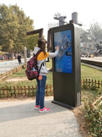 outdoor lcd advertising player - HD marketing advertising player lg tv lcd display panel