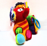 Wholesale Early Development Lamaze Toys Red Elephant Play and Grow Baby toys Musical toys gift for yesr