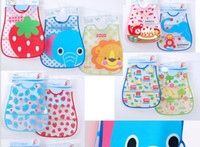 Wholesale New Designer Baby Bibs for Baby Kids Boys Girls Baby Clothes Towel Bibs for Baby Wear L293