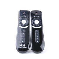 Wholesale 2 Ghz Gyro Mini Wireless Remote Control Fly Air Mouse keyboard for Smart Phone TV Box
