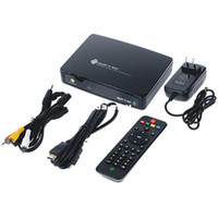 other other  R7 Android TV Set Top Box TV Player Rockchip Rk3066 1.6GHz Dual core 1GB RAM 8GB Mic HDMI WiFi and ethernet port