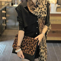 Wholesale 2013 BRAND NEW Style Women s Long Silk Scarf Velvet Chiffon Lady s scarves for women big size W4221