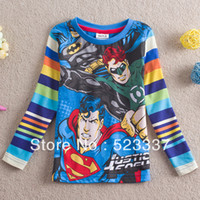Boy Summer V-Neck FREE SHIPPING A3680# 2013 new fashion NOVA baby boys children clothing with caton summer long sleeve T-shirts for boys