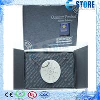 Unisex best gifts health - Best Price Sets Fashion Design Quantum Energy Pendant scalar pendant good for health wu