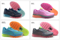 Wholesale 17 Colours Hot Sale New Model Max Mesh Women s Running Sport Footwear Sneaker Trainers Shoes Colours