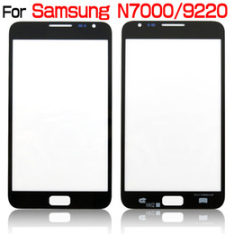 Galaxy Note 1 2 3 4 5 Front Screen Glass Lens Outer For Samsung Galaxy Note I N7000 i9200 i717 Note II