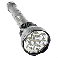 Wholesale Super Bright LED Cree Flashlight Trustfire T6 Lumens or Batteries Modes Camping Outdoor Flashlight Torch