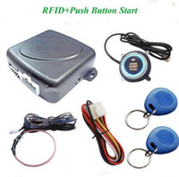 push start button 125khz RFID  RFID alarm,push button start,transponder immobilizer system,passive keyless entry car engine