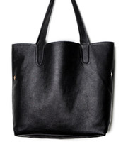 Wholesale Tiny little black mini style fashion new Shopping bags