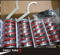 Wholesale Tansky TK SP001 Coilover Springs for Honda Civic Red available and The other color need to make by order