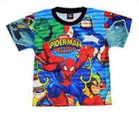 Cheap Boy Boys Tshirts Best Summer Standard Children Tees