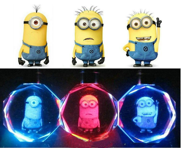minion christmas lights