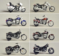 Wholesale Mini motor figures Action hobbies Motorcycle simulation model x3cm boys toys display mix colors
