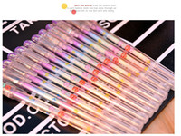 Wholesale South Korean stationery colors scented colorful creative cute pastel color gradient water chalk pastels pen pen fluorescent graffiti black