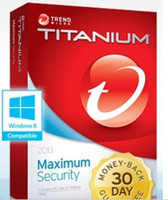 Antivirus & Security Home Windows 24H online sent Wholesale - Trend Micro Titanium Internet Security 2013 1Year 1 pc, trend 2013 1 year