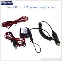 Voltage Regulators Yes P002 LED small appliances 24V to 12V power box power regulator 24V to 12V regulator box power regulator box