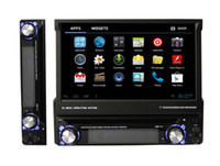 Wholesale Universal Android OS One Din Inch Car DVD Player WIFI GPS Navigation Bluetoot DVB T TV Analog TV