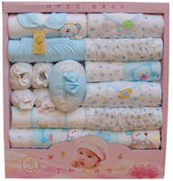 Wholesale 2013 Baby Seasons Baby Supplies Newborn Baby Clothing Baby Gift Set