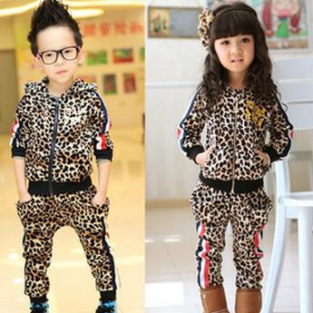 2017 hot sale leopard print clothes for kids children for Leopard print shirts for toddlers