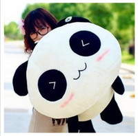 Panda White Plush Free Shipping White 100CM Lovers Plush Pillow Cute Lovely Animal Panda Stuffed Plush Toy Doll For Kids,Festival Baby Toys