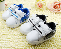Wholesale 10 off Pretty black blue soft bottom baby shoes amp sports boy shoes flat toddler shoes A H animal antiskid shoes sale pairs C