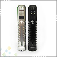 Wholesale DHL Hottest and Most Huge Vapor Variable Voltage Ecig Lavatube Vaporizer Tesla Body