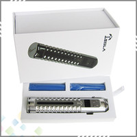Wholesale Huge Vapor Tesla Variable Voltage Ecig Lavatube Tesla Kit with Battery DHL Free