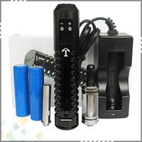 Single Stainless steel, Black Metal New E Cig Tesla Mod Variable Voltage Biggest Ego Battery Tesla Mechanical Mod