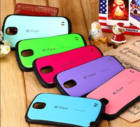 Cheap Hot Selling colorful vivid hybrid shock proof iface Iface Revolution case cover skin shell for Galaxy Note 3 N9000 N9006 case with packing