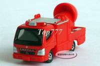5-7 Years Car Metal Free shipping TOMY large fire truck alloy model car hot toy Christmas gift car electronics