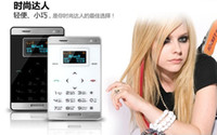 Wholesale 2013 New AIEK M3 Mini thin Watch Pocket phone Touch Mobile Cell Phone MP3 FM Bluetooth Phone