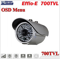 Cheap high quality HD SONY 700 TVL CCD IR Day Night View Security Waterproof Color Camera Free Shipping