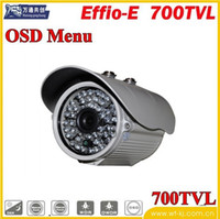 CCD Indoor 30 LEDS hot selling HD Waterproof SONY 700 TVL CCD IR Day Night Vision Manual Lens Security Color Camera