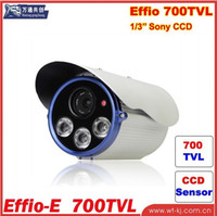 CCD Indoor 3 array infrared light HD 700TVL Effio-E Sony CCD CCTV Home Security Surveillance Hidden Camera