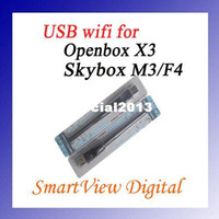 Wholesale Post Mini M USB WiFi Wireless Network Card n g b LAN Adapter best for openbox X3 Q3 X5 Skybox M3 F4