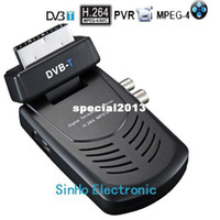 other other  DVB-9007 Mini Scart Terrestrial Receiver Tv Tuner Dvb-t Freeview Box   H.264 Mpeg4