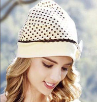 Wholesale Pregnant Women Hat Elegant Fashion Cotton Comfortable Soft Maternity Caps Supplies Gift BB113