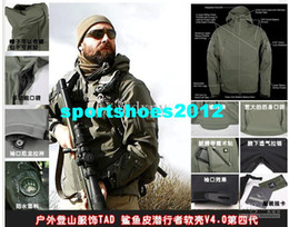 Wholesale Brand NewTop quality Men Outdoor Hunting Camping Waterproof Coats Jacket Hoodie XS XXL COLORS