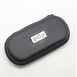 New Ego Zipper Case Metal Case Electronic Cigarette Zipper Metal E Cig Cases For Ego Evod CE4 CE5 MT3 Protank Ego Starter Kit