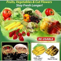 Wholesale Fedex Color box packing set Debbie Meyer Green Bags keep Fruit greens fresh sets