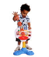 2 to 4 Years Boys' Basketball Funny Musical Baby Basketball Counting Number Indoor Outdoor Educational Toy Good For Kids Sports Ability Freeshipping
