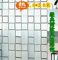 Wholesale Waterproof shower curtain meters hook fabric curtain super fashion curtain