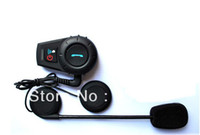 Wholesale NEW hot x M best price BT interphone Bluetooth Motorbike Motorcycle CAR helmet intercom Headset fashion beauty FREESHIPPING