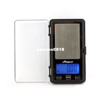 Pocket Scale <50g #L413B 0.01-200g Digital Pocket Scale Precision Jewellery Balance gram Weight Scales Free shipping