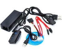 Wholesale 2013 New Arrival HotSales New USB to quot quot SATA IDE HDD Hard Drive Converter Adapter Cable amp