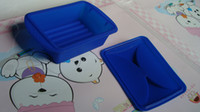 Wholesale Dogs Pet shop Pet Dog Cat Fashion Silicone Collapsible Feeding Water Feeder Travel Bowl Dish DropShippin