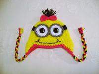 Cheap Boy baby hat Best Spring / Autumn Newborn Hat owl hat